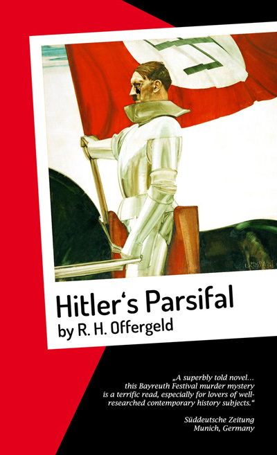 Cover Hitlers Parsifal